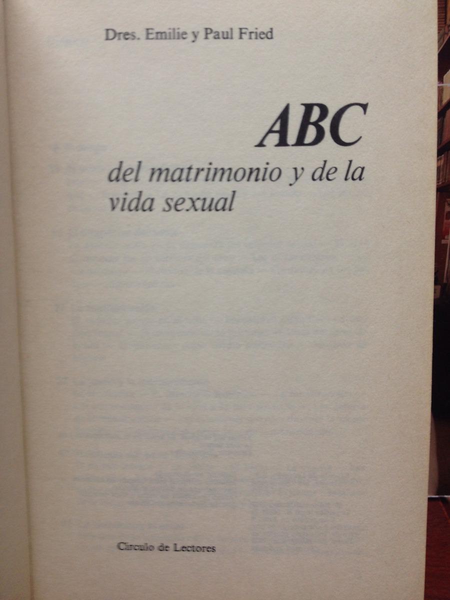 abc del matrimonio
