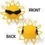 Tope Para Antena De Carro Sol Sun O Sunshine