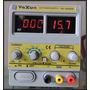 Fuente De Poder Ya Xun 1502dd 0 A 16 Volt. 0.5 A 2 Amp Nueva
