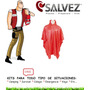 Salvez - Poncho O Impermeable - Portatil - Emergencia