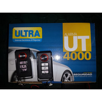 Alarma Ultra Ut4000