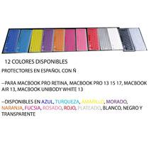 Protector Teclado Silicona Macbook Pro De 13/15/17