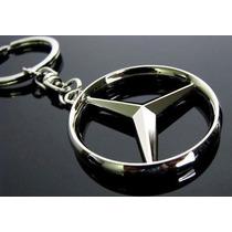 Llavero Marca Mercedes De Gran Calidad