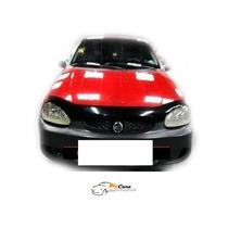 Deflector Capot Negro Chevrolet Corsa Active, Wind, Sport