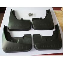 Salpicaderas Originales Dodge Journey-4 Piezas-color Negro