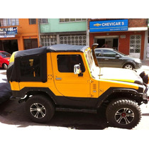 Carpas Para Camperos Land Rover Suzuki Jeep Willys Toyota