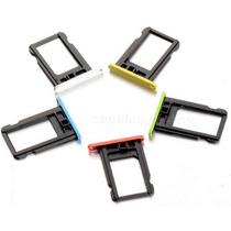 Repuesto Original Bandeja Nano Sim Card Apple Iphone 5c