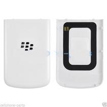 Tapa Bateria Oem Para Blackberry Q10 Blanco