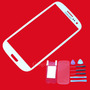 Lente Cristal Samsung Galaxy S3 I9300 Kit I747 T999
