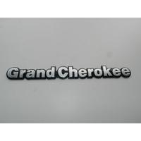 Emblema Grand Cherokee Jeep Grand Cherokee