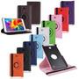 Estuche Galaxy Tab 4 De 7 8 10.1 Pulgadas Colores