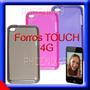 Forros Para Ipod Touch 4g Protector De Pantalla 4 Forro 64gb