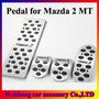 Pedales Deportivos Mazda 2