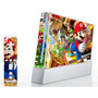 Forro, Skin, Adhesivo, Stiker, Nintendo Wii