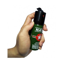 Gas Pimienta Spray Defensa Personal Made In Usa + Estuche