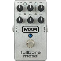 Pedal Mxr M116 Fullbore Metal Distortion
