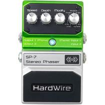 Pedal Analogo Guitarra Digitech Sp-7 Hardwire Stereo Phaser
