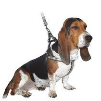 ¡ Pechera A Cuadros Para Mascotas Paseo De Perros Arnés !!