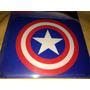 Pad Mouse Capitan America - Nuevo - Excelente ¡¡¡