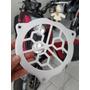 Protector Ventilador En Aluminio Para Yamaha Bws 125
