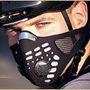 Tapaboca Mascara Protección Carbon Activado Motos Bicicletas