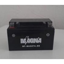 Bateria Moto Ytx7a-bs Quad Akt200 Cuatrimoto Scooter Atv