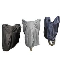 Pijama Carpa Para Motos Con Maletero Impermeable Resistente