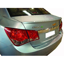 Spoiler Chevrolet Cruze Con Adhesivo Envio Gratis