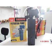 Filtro Cabeza De Poder De Acuario Peces 1400l/h Guata