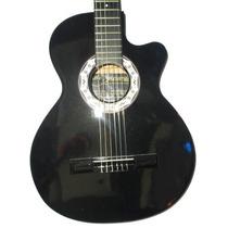 Guitarras 100% Cedro+forro+colgador+uña+metodo Dvd+encordado