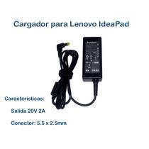 Cargador De Portátiles Compatible Lenovo Msi Lg 20v 2a 40w