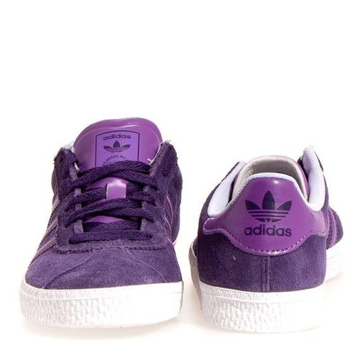 zapatillas adidas mujer morado