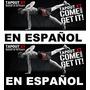 Tapout Xt Español Latino Y Guias Español + Bandas + 3 Bonus