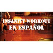 Adelgaza Con Insanity Workout En Español