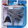 Caza Bombardero F14 Tomcat Miniatura Maisto Con Soporte