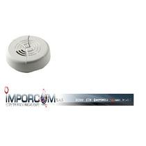 Detector De Humo Autonomo Incluye Bateria 9v Fuerte Sonido