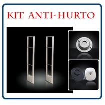 Alarmas Sensormatic,, Antihurto, Tecpoint, Pines, Sensores
