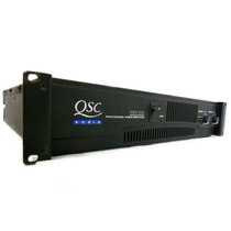 Planta Amplificador De Sonido Estéreo Qsc Rmx-850