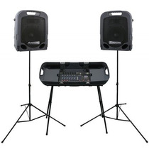 Combo Portable De Audio Peavey Escort 3000 Ultima Version