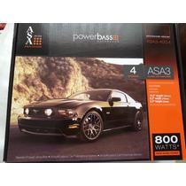 Powerbass Asa3-400.4 , Nuevas , Garantia