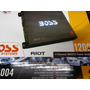 Boss Riot 1200w 4 Channel Full Range, Class A/b, 1200 Watss