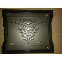 Planta Kicker Zx500.1 Excelente Estado 500w Rms