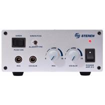 Amplificador Automotriz Para Publidifusión15 Watts Amp-015
