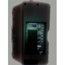 Cabina Amplificada 157 De 1500w Usb Radio Fm Y Am Control