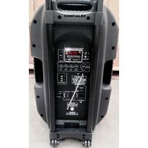 Cabina Amplificada Spain 15 Rut Bluetooth