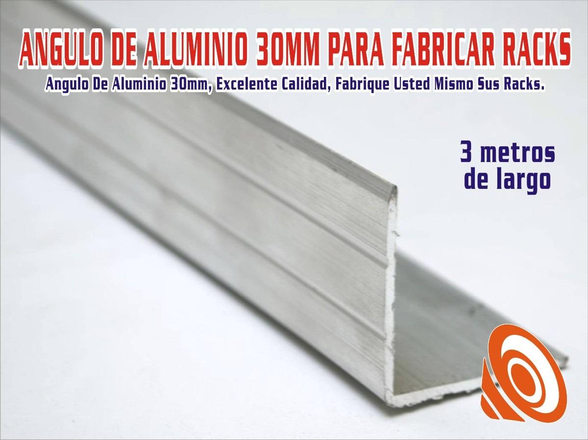 Casas cocinas mueble angulo aluminio precio - Precio perfiles de aluminio ...