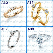Anillo Compromiso Diamante 0.10ct Certificado Lab.+oro 18k