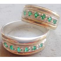 Argollas Para Matrimonio En Plata Y Oro