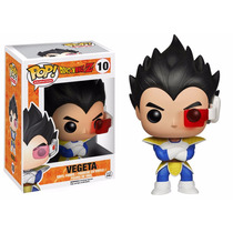 Vegeta. Dragon Ball Z. Funko Pop. Original