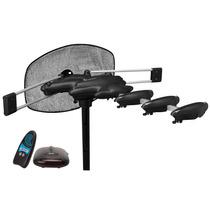 Antena Aerea Para Tv De Alta Definicion Con Rotor Y Booster.